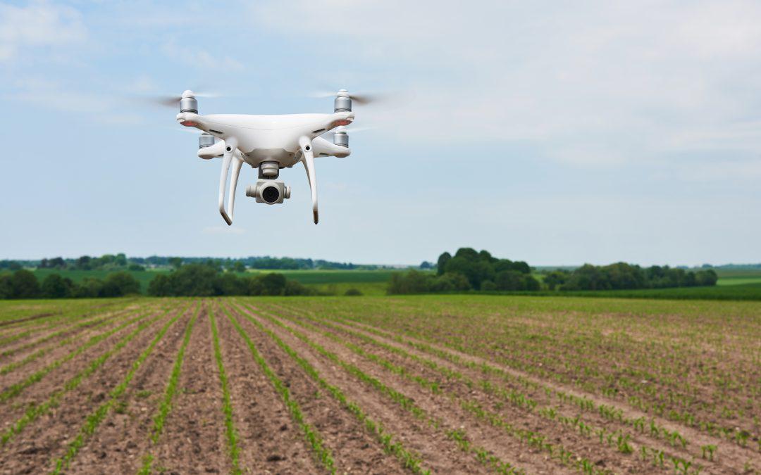USO DE DRONES EN LA INGENIERÍA AGRONÓMICA