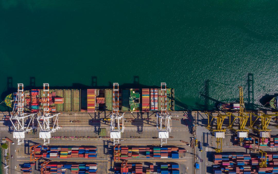 Inspección remota de estructuras navales a través de la utilización de drones